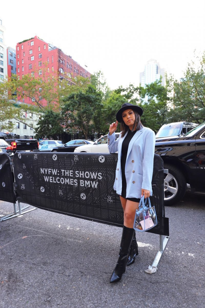 How to Attend NYFW As A Micro Blogger: My Tips and Tricks and Recap!